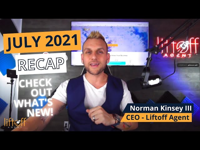 July 2021 News Update from our CEO 🚀
