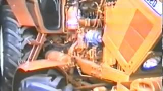 Технічне обслуговування тракторів