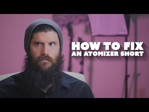 How to Fix Atomizer Short & Check Atomizer Message Issues
