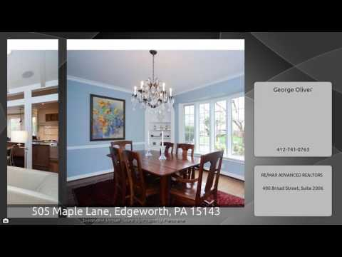 505 Maple Lane, Edgeworth, PA 15143