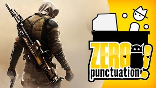 Sniper: Ghost Warrior Contracts 2 (Zero Punctuation) (Video Game Video Review)