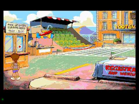 OGT - Adventures of Willy Beamish - SegaCD Part Seven