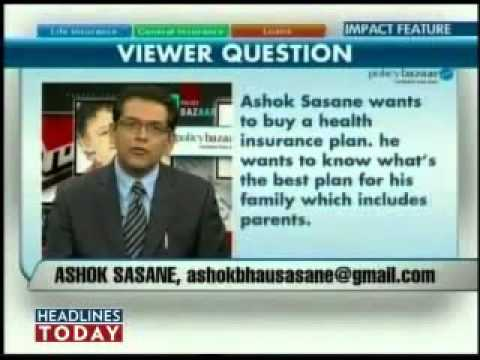 Know the benefits of health insurance   Business Videos   - India Today