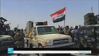 القوات العراقية مدعومة بقوات الحشد الشعبي تواصل حصار الفلوجة