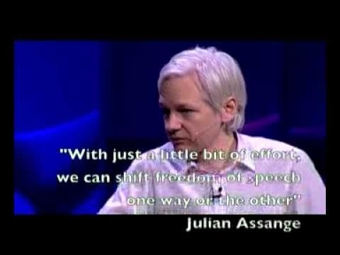 What is Wikileaks? by founder Julian Assange
