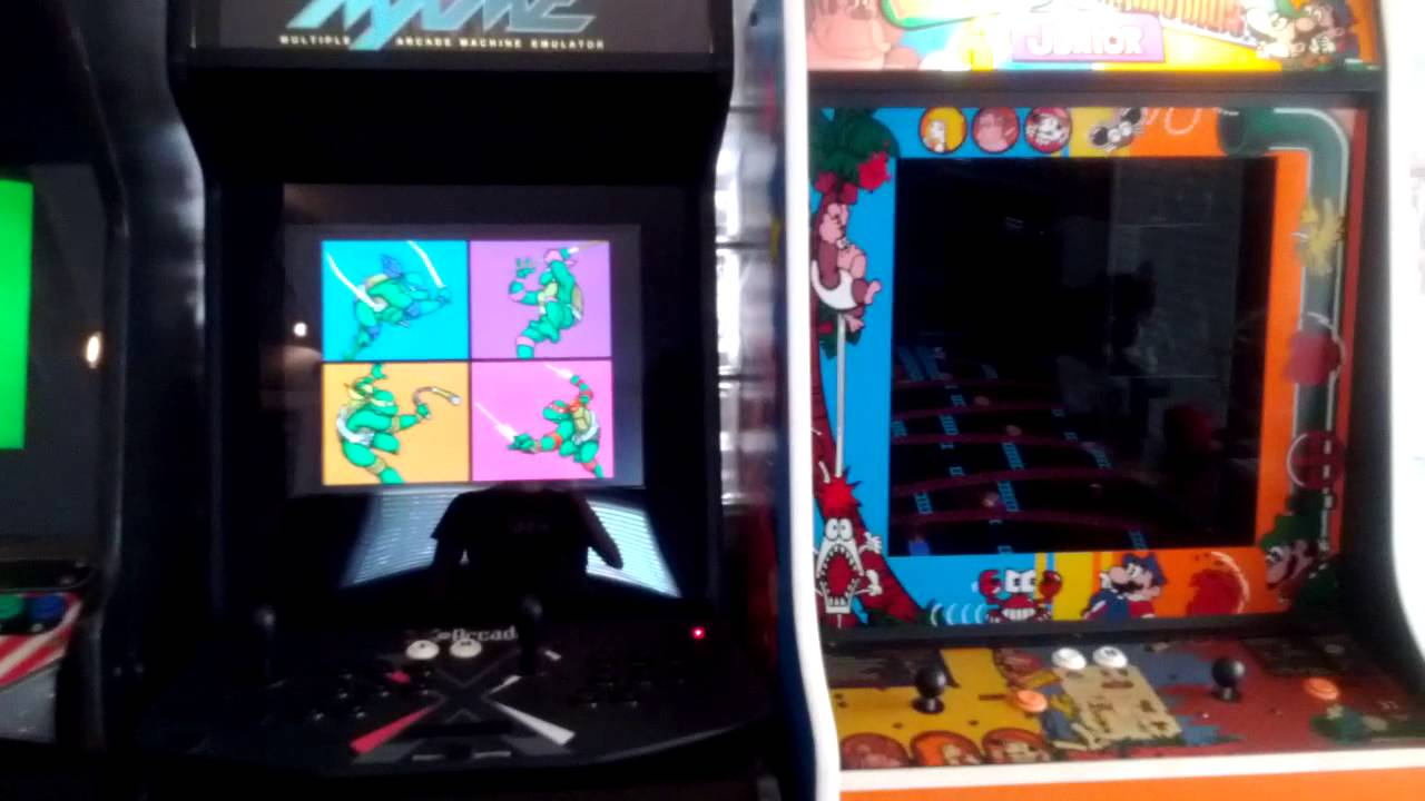 Recroommasters Xtension Arcade cabinet review - YouTube