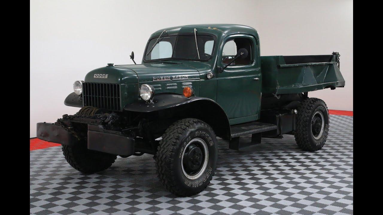 1947 Dodge Powerwagon 1949 Power Wagon