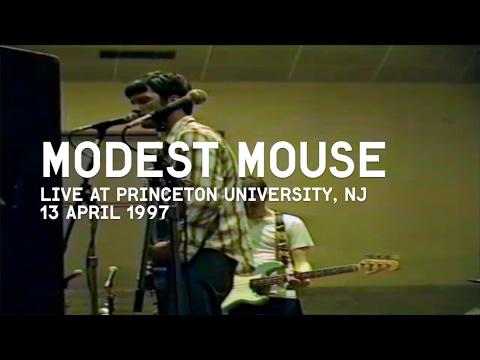 MODEST MOUSE 4.13.1997 (partial set)