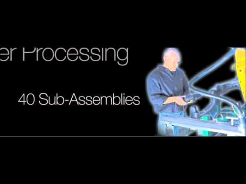 3-Dimensional Services - Laser Processing & Hydroforming