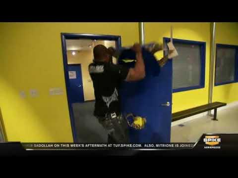 r&age door break & rampage door break - YouTube