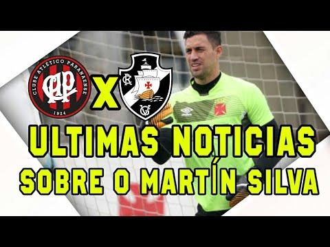 Últimas notícias do Martín Silva.
