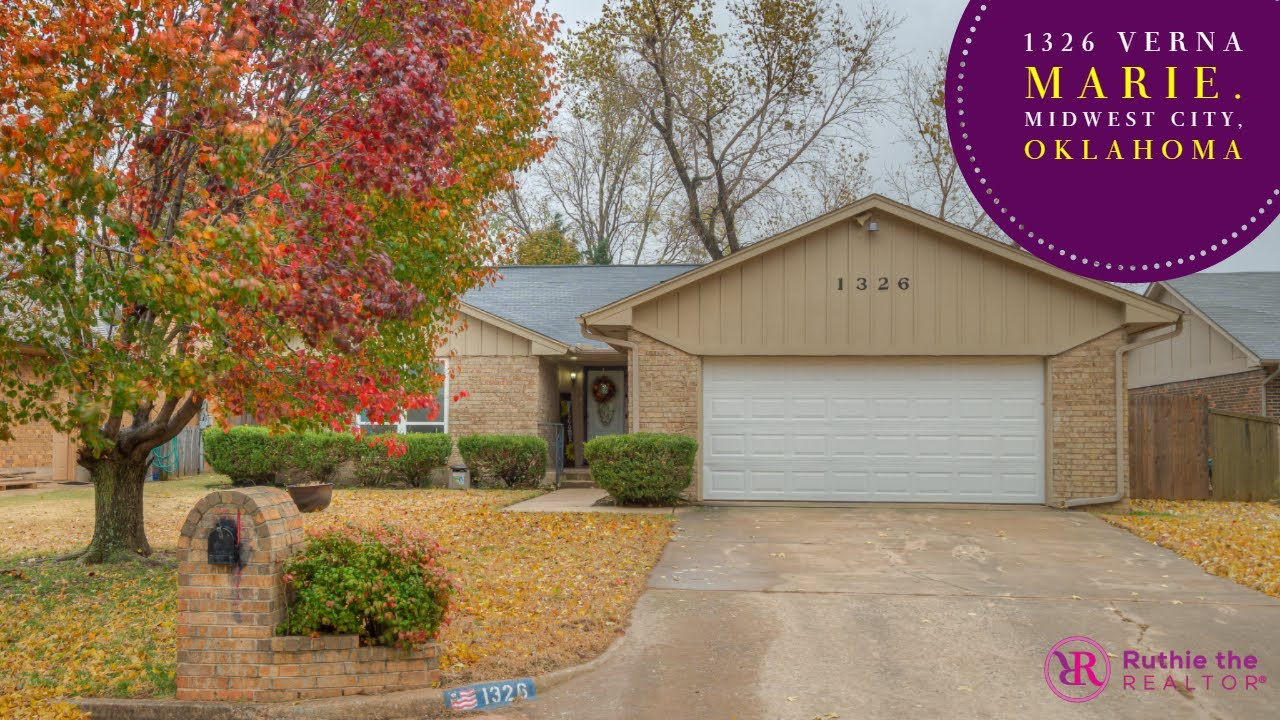 Midwest City Home For Sale