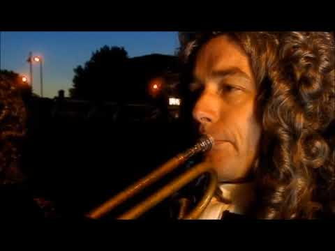 Handel. Water Music performance BBC