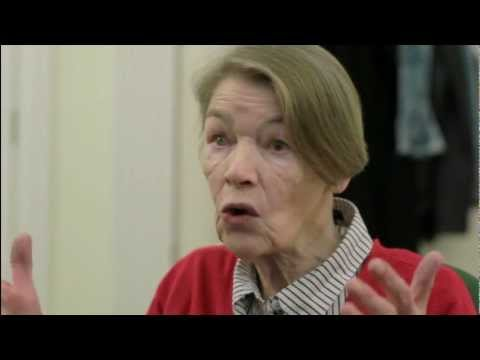 Glenda Jackson Double Oscar Winner Interview:Politics and Acting