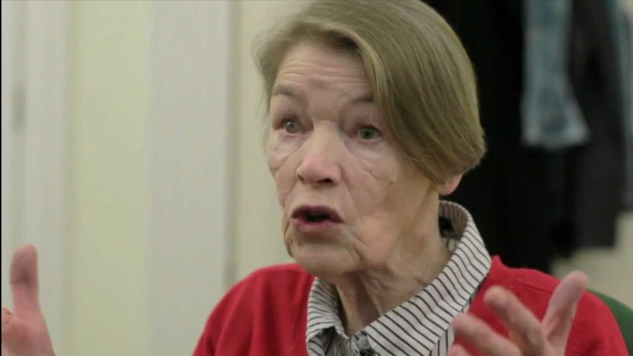 Glenda Jackson Double Oscar Winner Interview:Politics and Acting