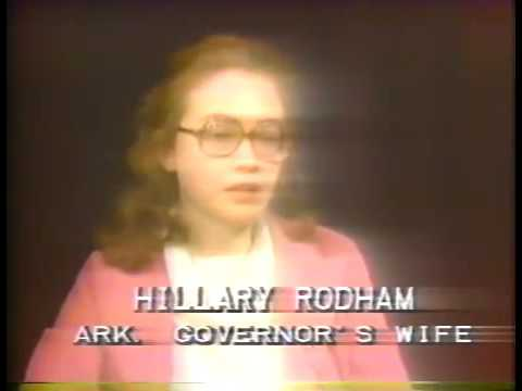The Clinton Chronicles - Hillary Rodham Clinton (1979 Interview)