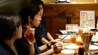 かつ吉日比谷国際ビル店のお昼ご飯(その一)