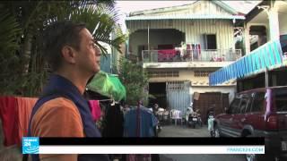 كمبوديا ـ تذكرة عودة الى بنوم بنه