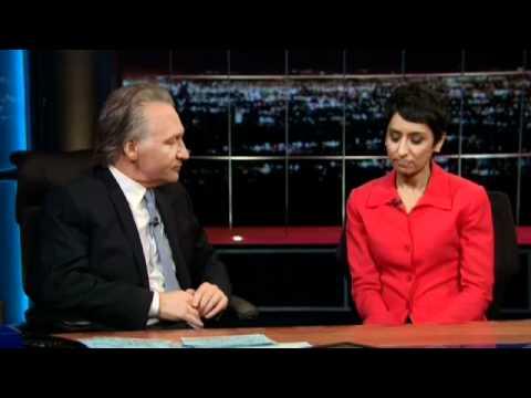 Irshad Manji and Bill Maher Debate France's Burqa Ban