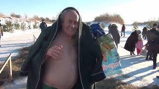 крещеные Тоболом. Ялуторовск 2019. Часть 1