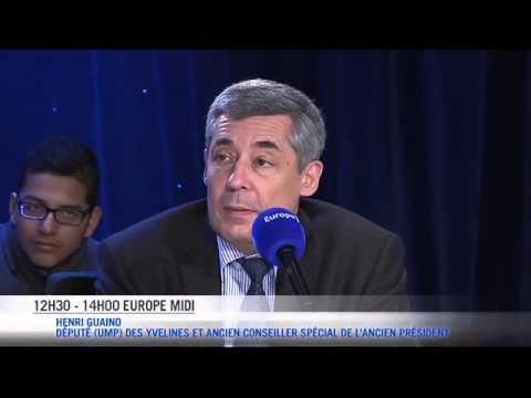 Henri Guaino réagit aux enregistrements de Patrick Buisson
