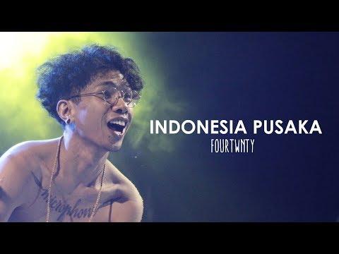 Indonesia Pusaka [ Fourtwnty Cover ]