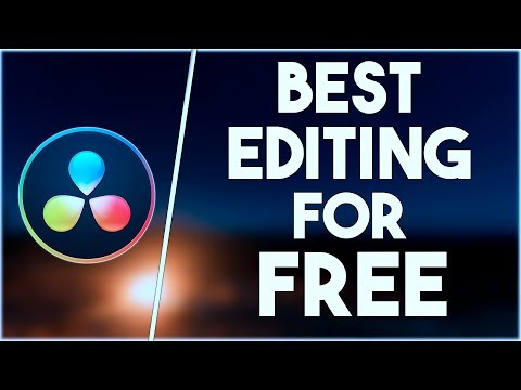 Miglior software di EDITING Audio/Video GRATIS di SEMPRE!