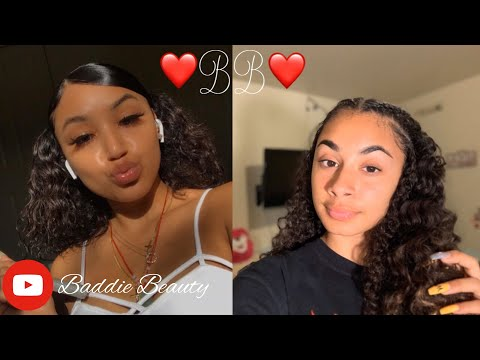 baddie-hairstyles🥰-complition⁉️