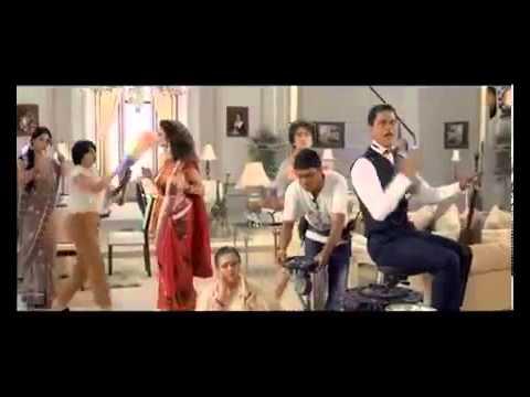 Shah Rukh Khan @IamSRK   DISHTV HD Saas TVC