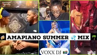 Amapiano Summer Mix | Zlele Junk Park | Kabza De Small | Jazzidisciples | VOXX DJ