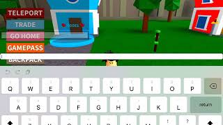 Killing Simulator auf ROBLOX