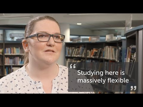 Flexible study: Masters courses for busy people