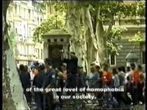 Gay Pride Zagreb 2002 (with subtitles)
