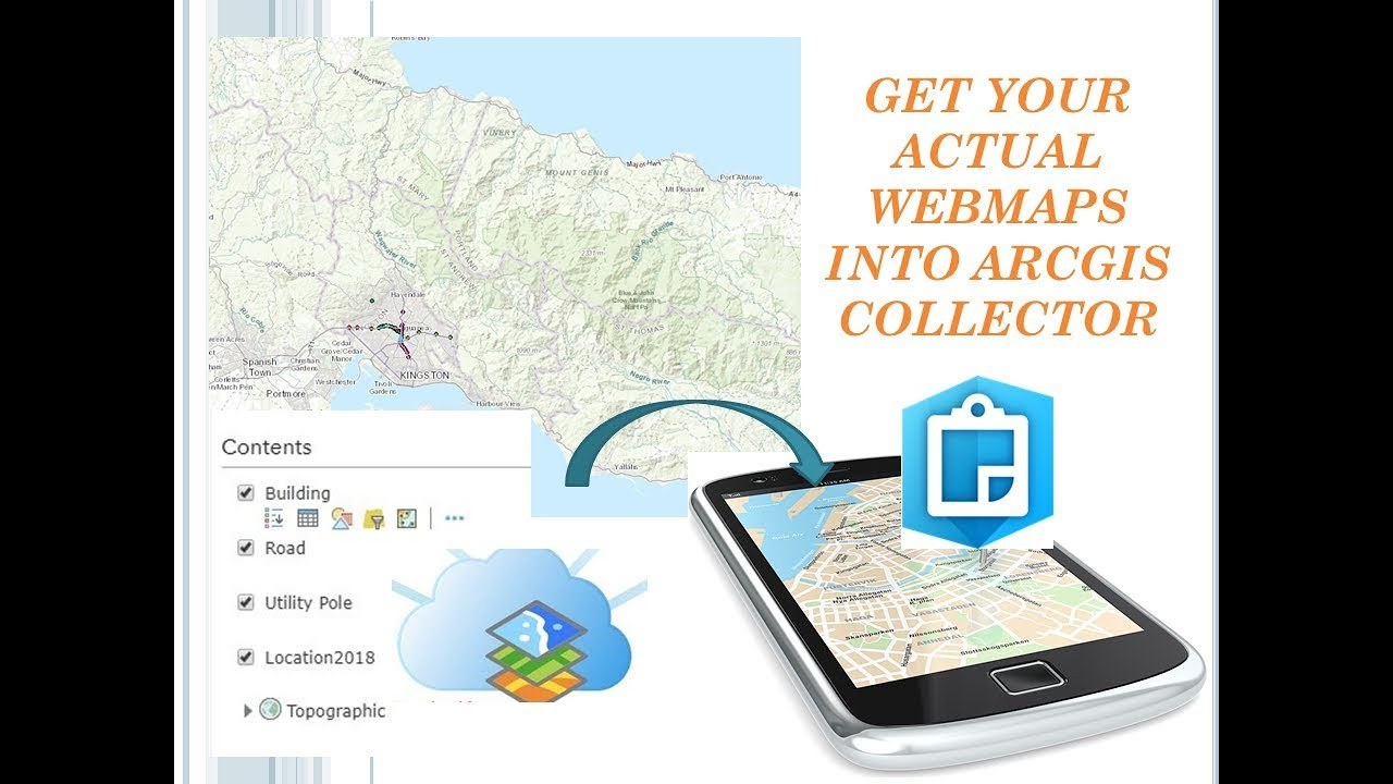 How to prepare your webmap for Collector for ArcGIS tutorial
