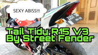 Tail Tidy R15 V3 by Street Fender!!!Sexy abiss