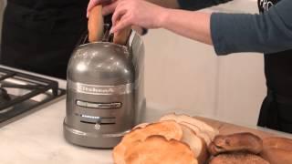How to Use the KitchenAid Pro Line Toaster | Williams-Sonoma