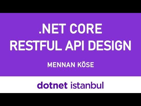 .NET Core RESTful