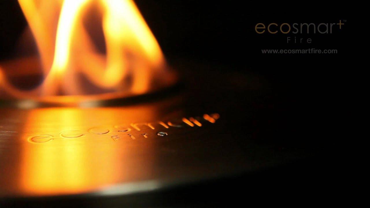 ecosmart fire ab3 ethanol burner youtube. Black Bedroom Furniture Sets. Home Design Ideas