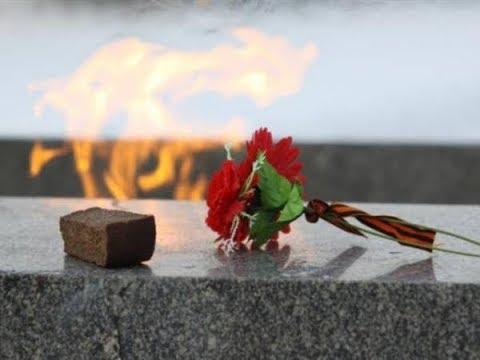 Изображение предпросмотра прочтения – ЛилияТретяк читает произведение «Я не был на фронте, но знаю» А.В.Молчанова
