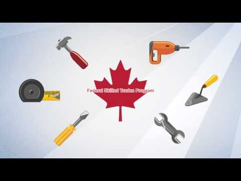 Federal Skilled Trades Program in Canada
