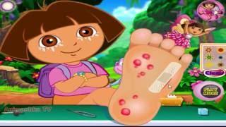 Little Kids Doctor Game Animashka Tv Dora Doctor Games For Kids