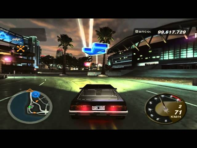 Voyage e Gol no Need For Speed Underground 2 Travel Video