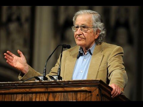 Noam Chomsky Reality Checks U.S. Media