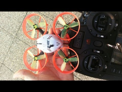 Blade Torrent 110 FPV 3S 600mAh = FUN
