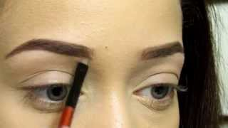 UPDATED BROW ROUTINE 2014 Thumbnail