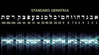 Bible Gematria: Genesis 1:1