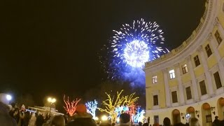 Как я встретил Новый Год в центре Одессы(Это мой видеоблог на канале Украина Online о том где и как можно можно провести выходные в Украине! Сегодня..., 2016-01-03T12:50:45.000Z)