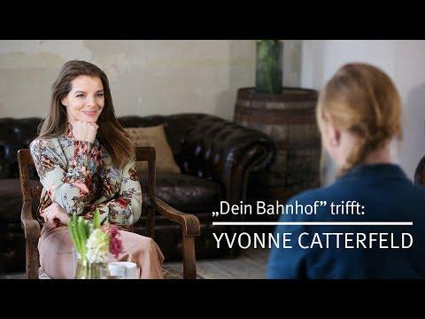 """Dein Bahnhof"" trifft ... Yvonne Catterfeld"