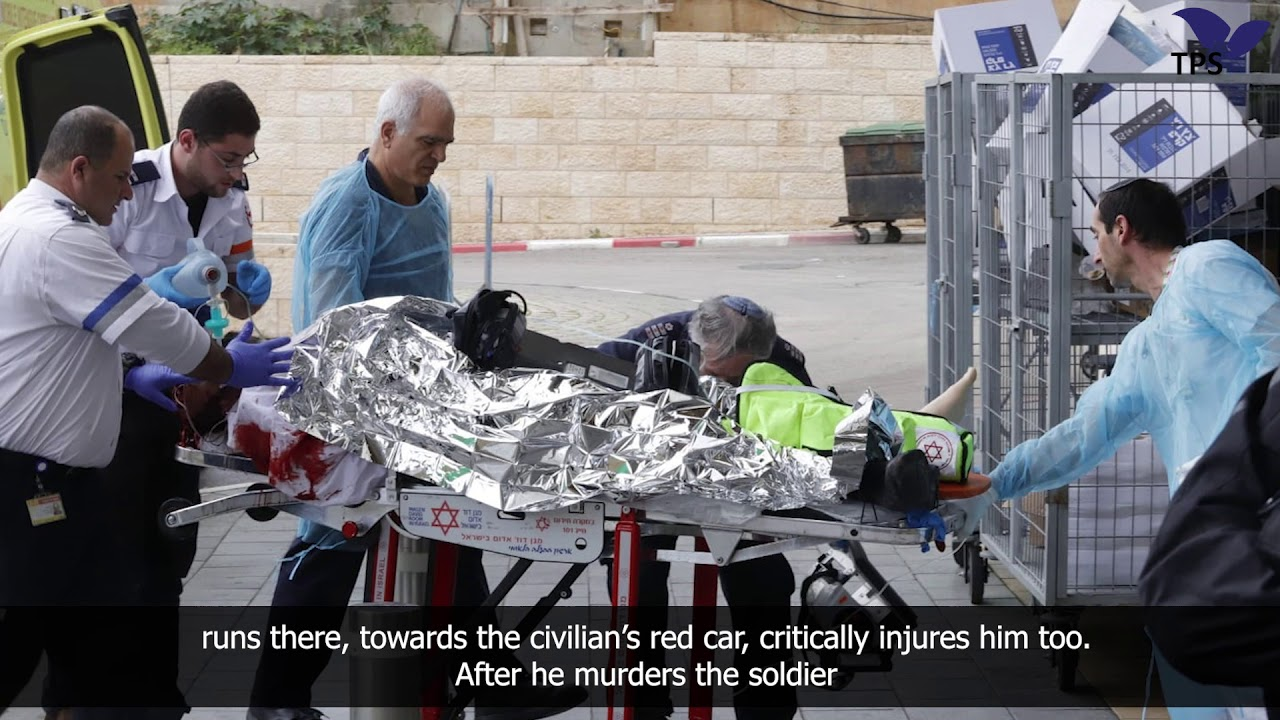 WATCH: Witness Account of the Ariel Junction Shooting Attack | The