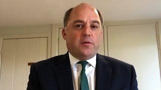 video: Extension to Afghanistan withdrawal deadline 'unlikely', warns Defence Secretary ahead of G7 summit